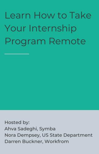 Take Your Internship Program Remote (4)