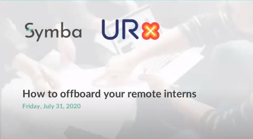 URX offboarding